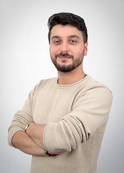 Ignazio Auszubildender Medienkaufmann