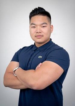 Auszubildender Fachinformatiker Duc-Nguyen
