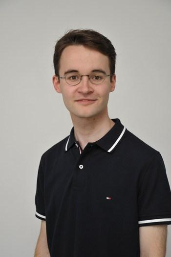 Richard Auszubildender Medienkaufmann