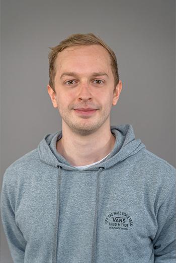 Fachinformatiker Daniel Junge