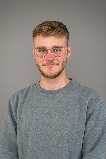 Medienkaufmann Luca Mähne